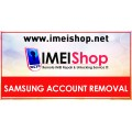 SAMSUNG FRP / SAMSUNG ACCOUNT REMOVAL