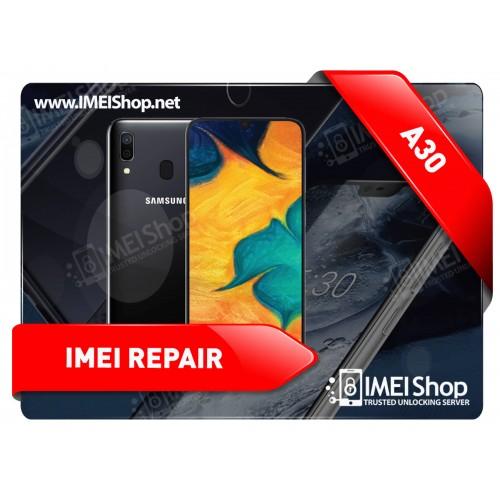 A30 A305 REMOTE IMEI REPAIR