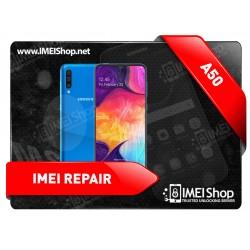 A50 A505 IMEI REPAIR