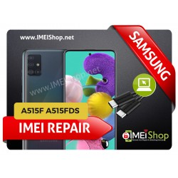 A51 A515 REMOTE IMEI REPAIR