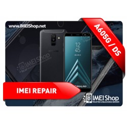 A6 PLUS A605 REMOTE IMEI REPAIR