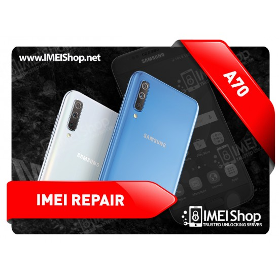 A70 A705 REMOTE IMEI REPAIR
