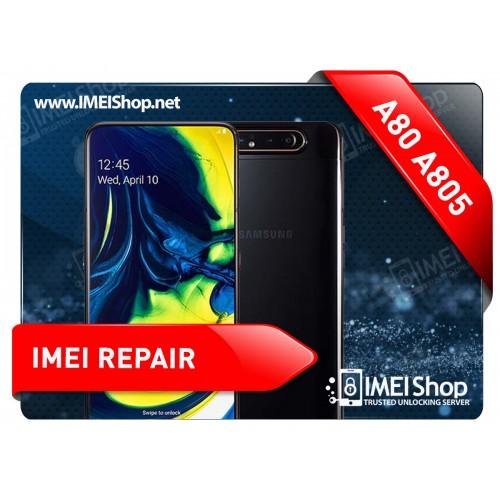A80 A805 REMOTE IMEI REPAIR