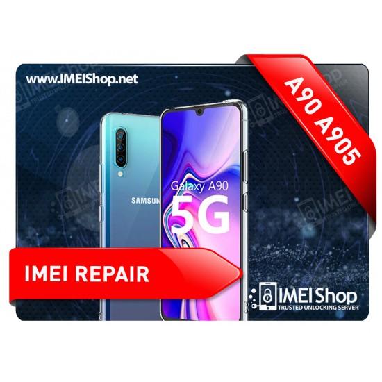 A90 A905 REMOTE IMEI REPAIR