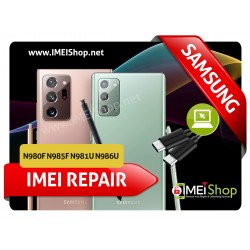 NOTE 20 , NOTE 20 ULTRA REMOTE IMEI REPAIR