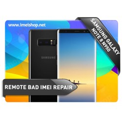 NOTE 8 REMOTE IMEI REPAIR