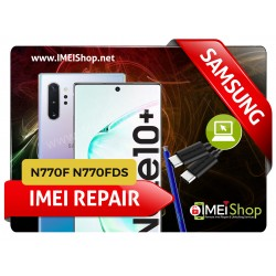 NOTE 10 LITE N770 REMOTE IMEI REPAIR