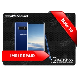 NOTE 10 , NOTE 10 PLUS REMOTE IMEI REPAIR