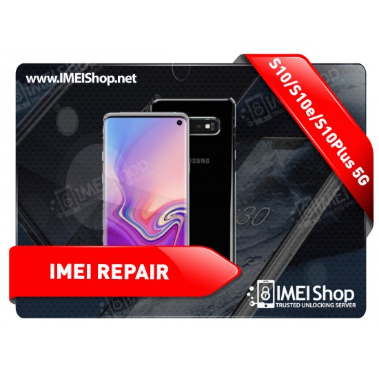 S10 PLUS 5G G977 REMOTE IMEI REPAIR
