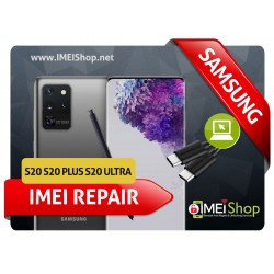 S20 , S20 PLUS , S20 ULTRA REMOTE IMEI REPAIR