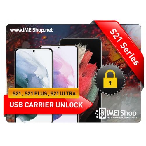 S21 , S21 PLUS , S21 ULTRA SAMSUNG REMOTE USB CARRIER UNLOCK