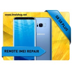S8 S8 PLUS REMOTE IMEI REPAIR