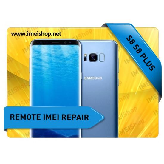 S8 S8 PLUS REMOTE IMEI REPAIR